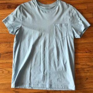 J.Crew slim-washed medium t shirt